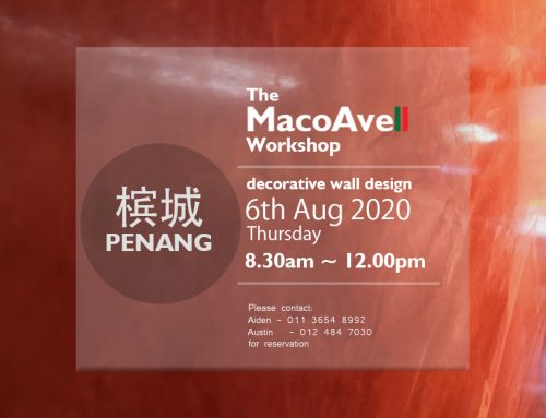 FREE WORKSHOP [PENANG]