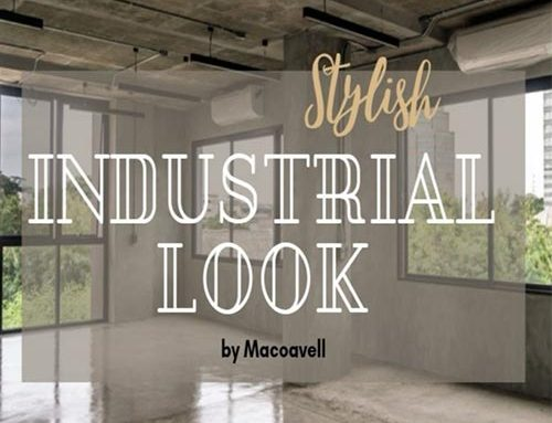 Popular interior design style – INDUSTRIAL DESIGN STYLE