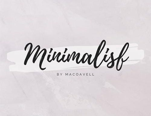 Popular Interior design style – MINIMALIST